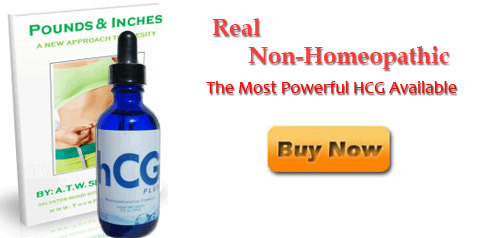 Start Your Weight Loss Now with Real HCG